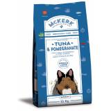 McKerk Single Protein medium e maxy tuna & pomegranate croccantini per cani Kg.12